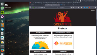 Unblocking Greatfire.org in MOFO Linux